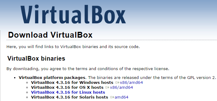 Oracle VM VirtualBox 2