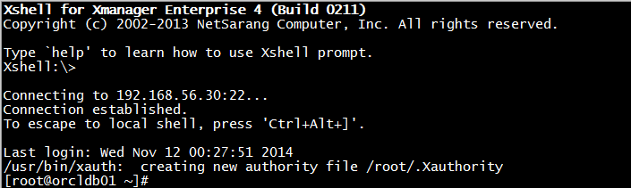 Xshell 7