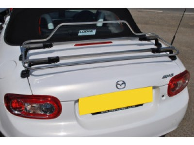 Mazda Miata luggage rack
