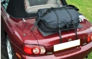miata nc luggage rack bootbag original