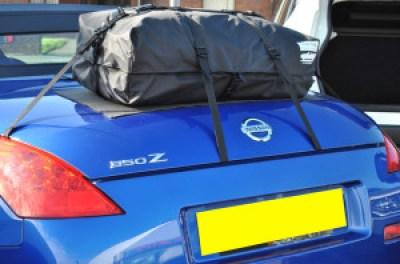 Nissan 350z Luggage Rack
