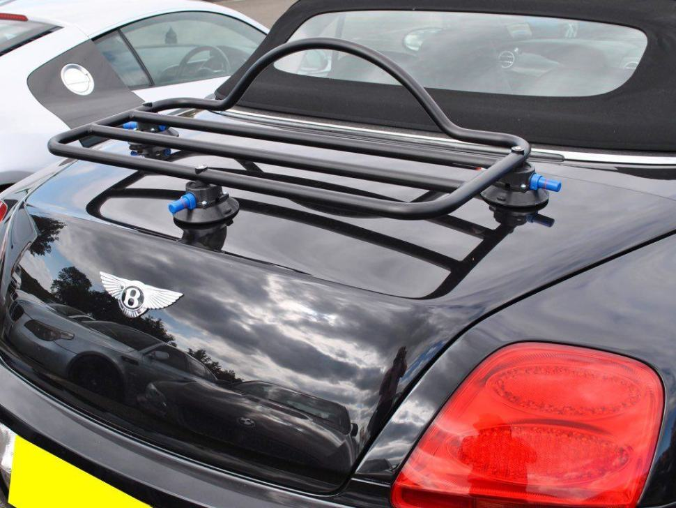 Convertible Luggage Rack