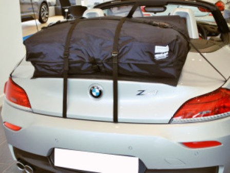 z4 e89 vacation luggage rack