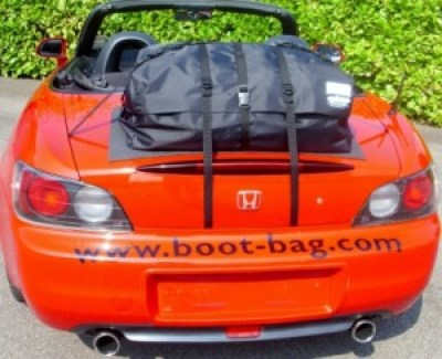 Honda S2000 Trunk Rack
