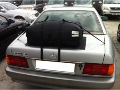 mercedes sl trunk R129