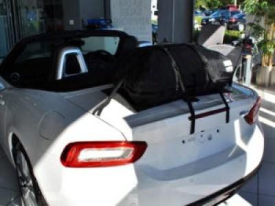 Fiat 124 Spider Luggage Rack