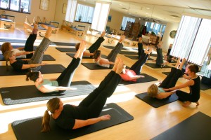 TruSelf Sporting Club Mat Pilates image