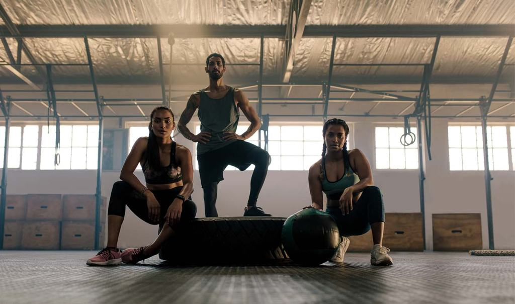 Personal Training Exercises