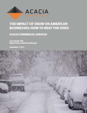 Snow Removal White Paper