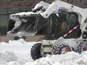 Commercial Snow Removal Services in Wilmington, DE