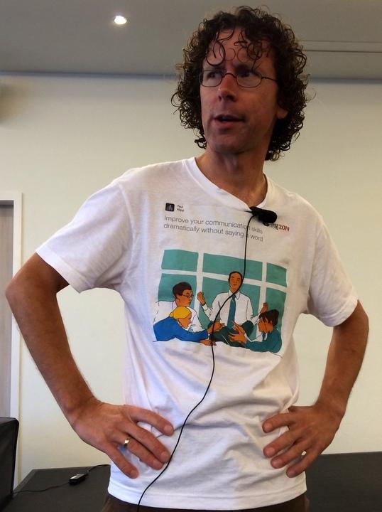 Paul Klipp Talking About Listening