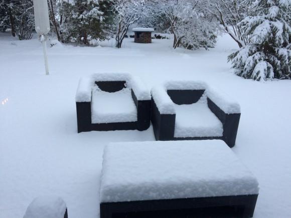 Snow-Safe coach camp