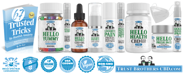 trust brothers cbd products ingredients