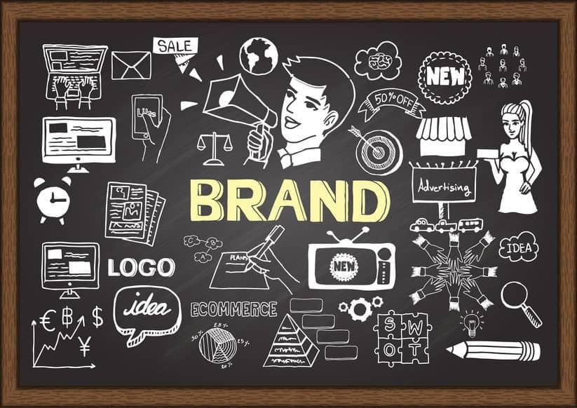 branding, corporate identity, logo, website