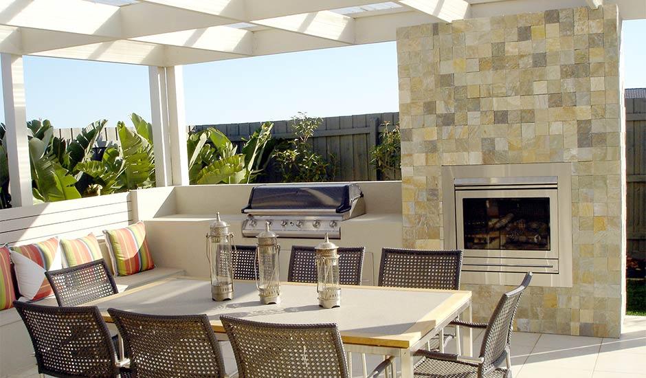 Backyard Outdoor Living Ideas