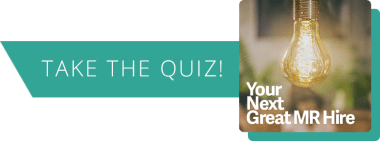 Take the Quiz CTA