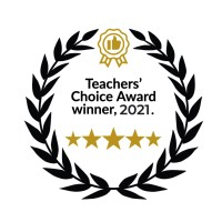 Teachers' Choice Award 2021 Trusted TEFL Reviews