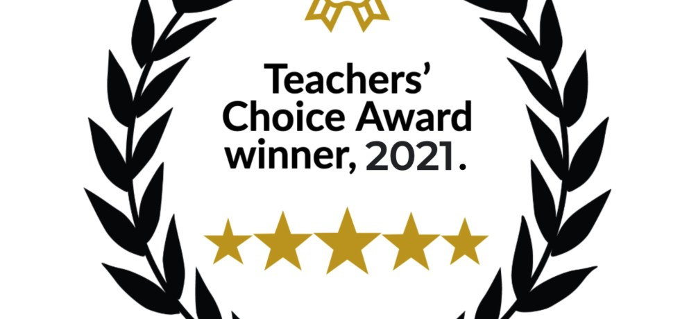 Teachers' Choice Award 2021 Trusted TEFL Reviews