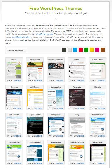 best wordpress hosting company