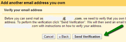 verify your domain email