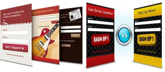 optin forms for email marketing