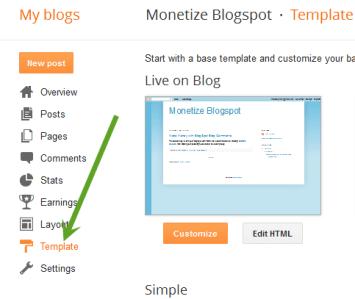 Monetize Blogspot comments