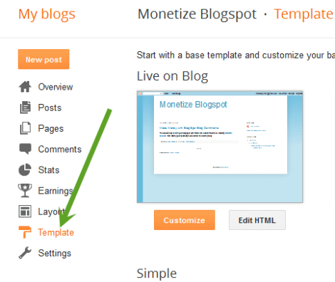 Monetize Blogspot Comments: Make Money with your Blog