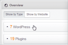 upgrade multiple WordPress sites at once