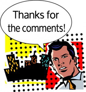 detect spam comments in WordPress