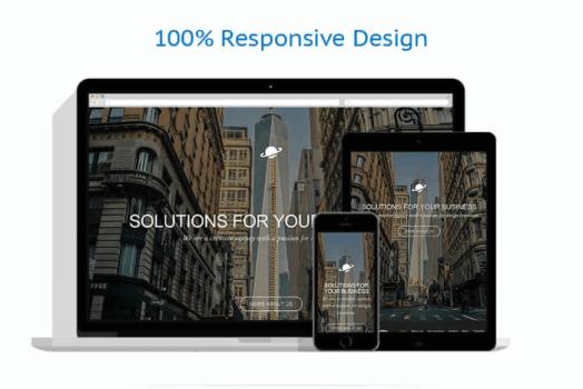 Responsive layout