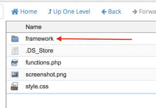 theme framework