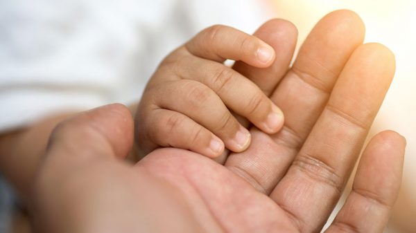 adopt-a-family program- trusting connections