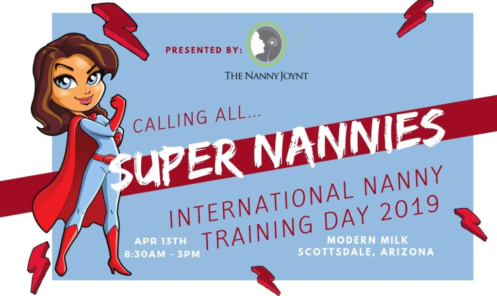 National Nanny Training Day 2019