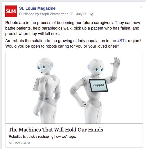 STL robots