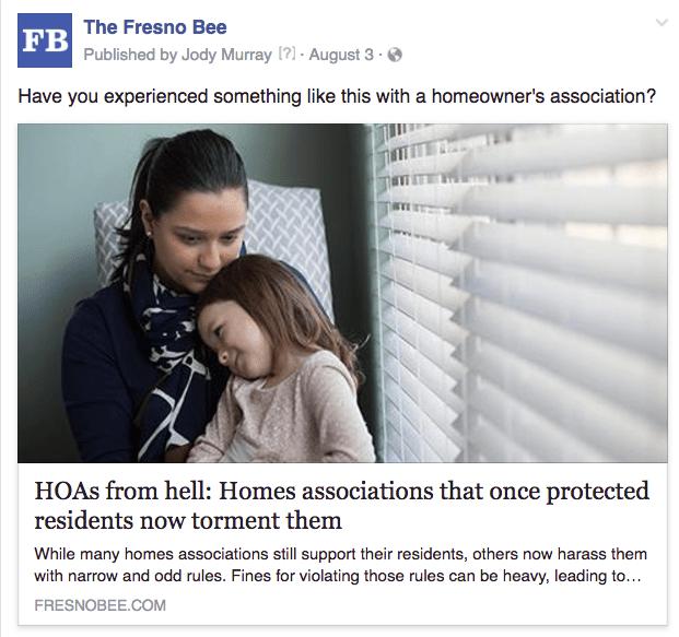 Fresno HOA