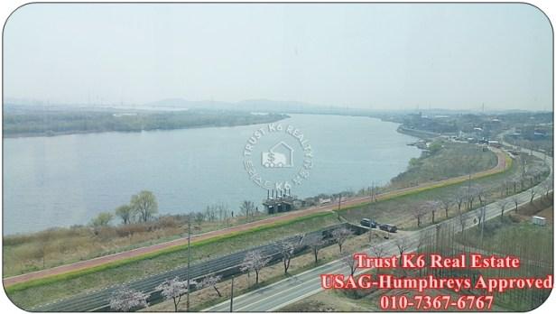 Anseong River Cycle Lane (2)