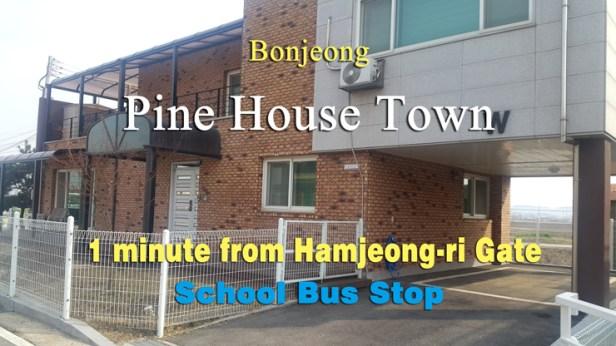 Fine House (Bonjeong) - rental house near Camp Humphreys