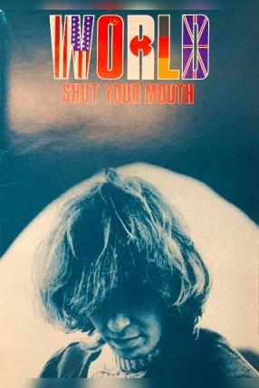 1984 Tour Programme