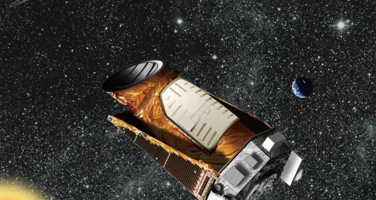 telescope kepler nasa image vue artiste decouvertes
