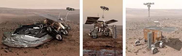 ExoMars mars esa mission exploration vie