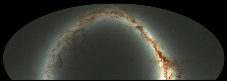 panstarrs univers observable ciel nocturne