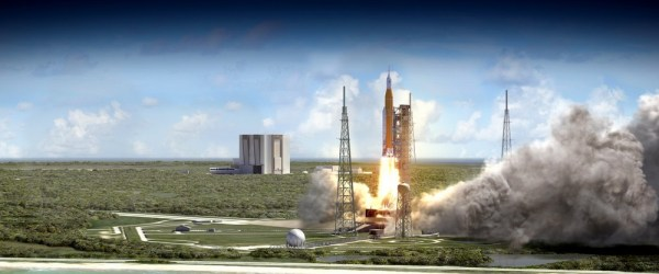 space launch system sls nasa lune mars astronautes