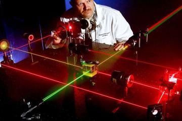 laser photonique