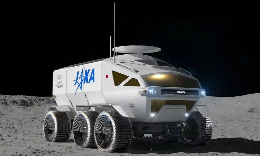 concept de rover lunaire