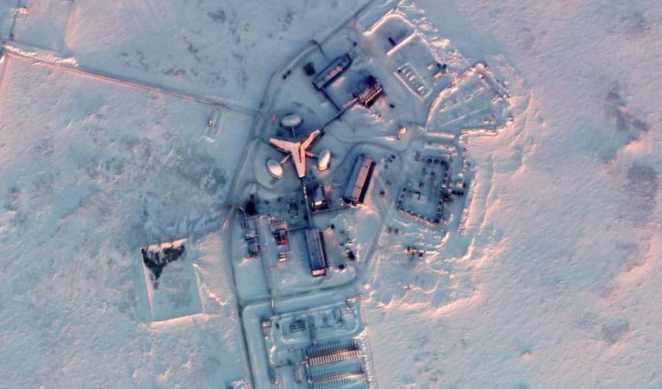 Des images satellite révèlent une présence militaire russe sans précédent dans l'Arctique