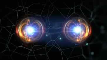 L'intrication quantique a directement été observée à l'échelle macroscopique