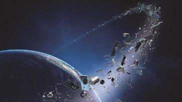 des physiciens envisagent d'exploiter plus largement l'orbite terrestre moyenne