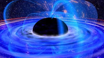 Une étude confirme la théorie de la surface des trous noirs de Stephen Hawking