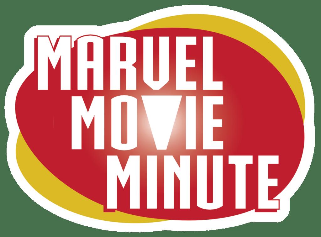 Marvel Movie Minute Season 3 Logo Blob