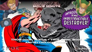 Thor 000A Hiatus Episode • Thor Comic Book and Mythology Primer, with special guest Jeff Randle from Marvel Cinematic Universe Podcast